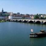 Gray et le pont de Pierre