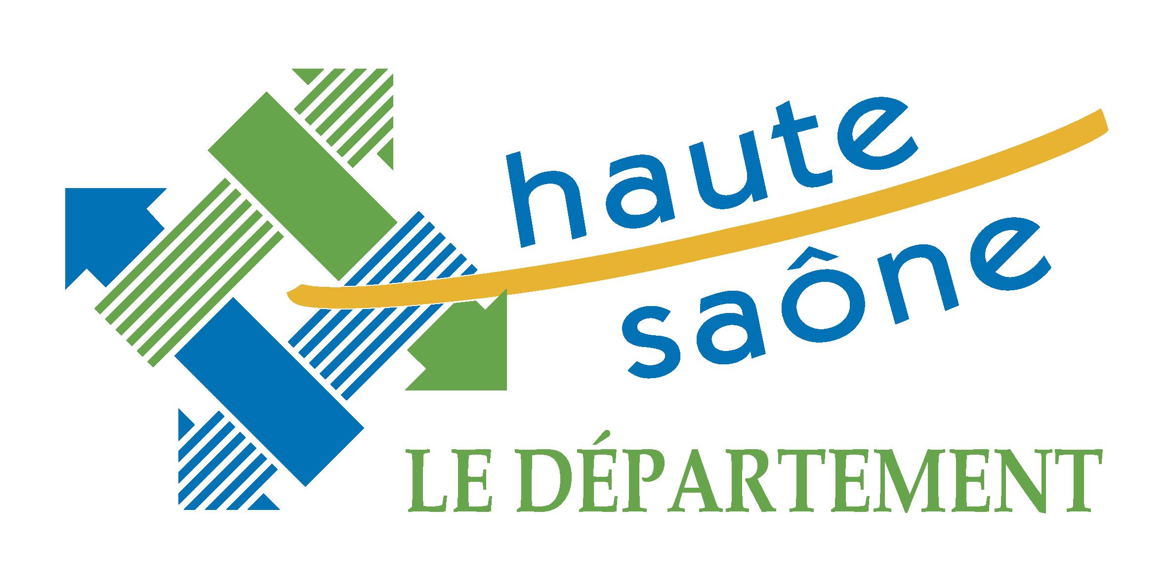 logo département 70 Couleur RVB